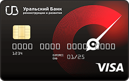 Кредитная карта 120 дней без процентов УБРиР онлайн заявка